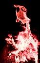 Free Burning Face Stock Images - 2311724
