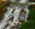 Free Small Water Cascades Royalty Free Stock Images - 2316499