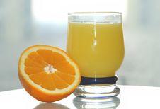 Free Orange Juice 3. Stock Photo - 2310740