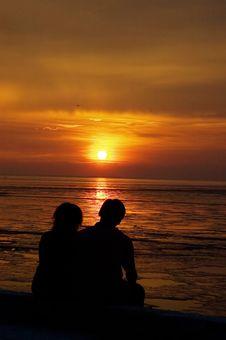 Free Sunset Stock Photography - 2310872
