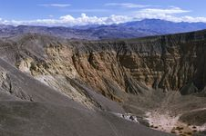 Free Ubehebe Crater Royalty Free Stock Images - 2311759