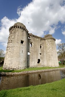 Free Castle And Moat Stock Photo - 2312640