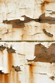 Free Peeling Paint Stock Photography - 2312802