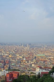 Free View Over Naples, Italy Royalty Free Stock Photo - 2313575