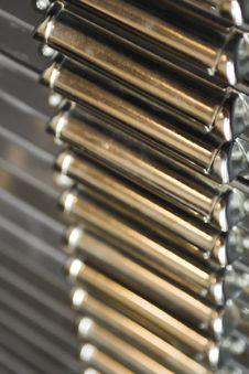 Free Printing Machine Close Up Royalty Free Stock Image - 2313946