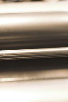 Free Printing Machine Close Up Royalty Free Stock Photo - 2313965