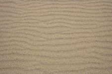 Free Sand Ripples For Background Royalty Free Stock Photo - 2314075