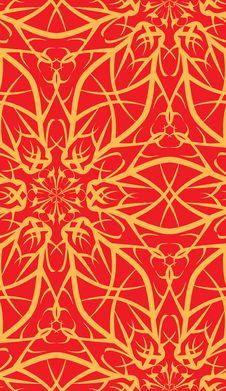 Free Seamless Wallpaper Pattern Stock Photos - 2315293