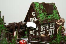 Free Choco House Royalty Free Stock Photos - 2315488