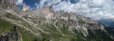 Free Panorama Dolomites Stock Photos - 2315903
