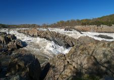 Free Great Falls National Park Stock Image - 2316121