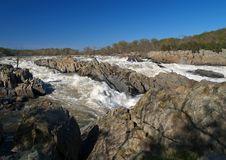 Great Falls National Park Stock Image