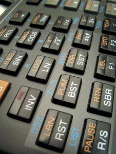 Free Scientific Calculator Stock Photo - 2317460