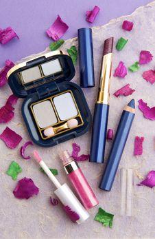 Cosmetics 2. Stock Photography