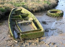 Free Old Boat Stock Photo - 2317760