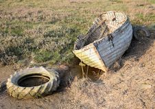 Free Old Boat Royalty Free Stock Photos - 2317768