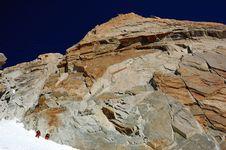 Free Climbing Big Wall Stock Images - 2318864