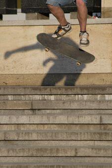 Free Feet And Skate Stock Photos - 2318913