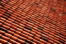 Free Tiled Roof Royalty Free Stock Images - 2318919