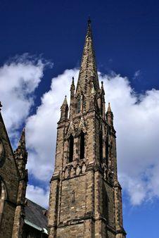 Free Church Steeple Royalty Free Stock Photo - 2319215