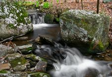Free Flowing Stream Stock Images - 2319634