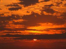 Free Sunrise At Virginia Beach Royalty Free Stock Photo - 2319645