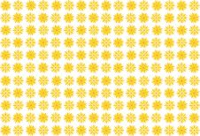 Free Bright Flowers Pattern Stock Images - 23100904