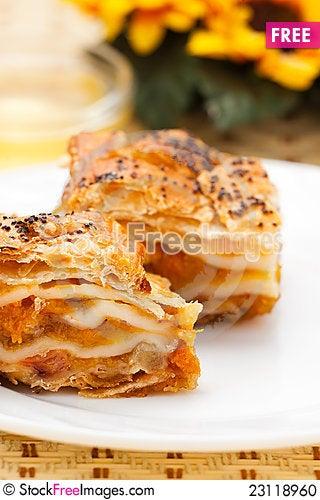 Free Two Pies Stock Photo - 23118960