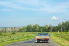 Free Country Road Royalty Free Stock Photos - 23111518