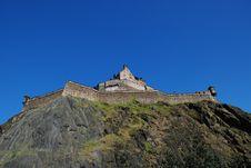 Free Edinburgh Castle Stock Photos - 23112163