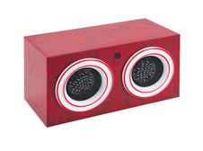 Free Stereo Speakers Stock Image - 23112401