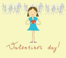 Free Valentine S Day Stock Photos - 23115843