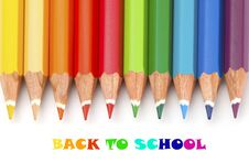 Free Color Pencils Stock Photo - 23116170