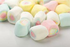 Free Marshmallows Stock Photo - 23116390
