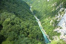 River Tara Royalty Free Stock Image