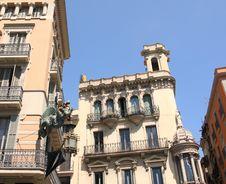 Free Barcelona, Spain Stock Image - 23120651
