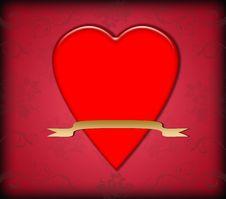 Free Valentine Heart Stock Photography - 23120732