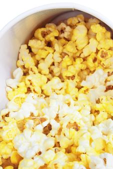 Free Popcorn Stock Photography - 23125152