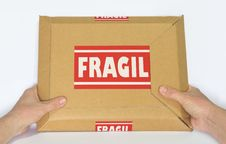 Free Fragile Package Stock Photo - 23125170
