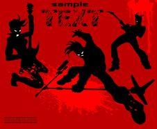 Free Demons Rock Stock Photography - 23126512
