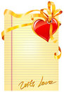 Free Valentine&x27;s Day Card Stock Photo - 23133990