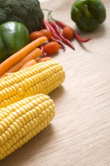 Free Vegetables Concept Royalty Free Stock Photography - 23130277