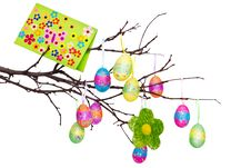 Free Easter Eggs Royalty Free Stock Photos - 23132908