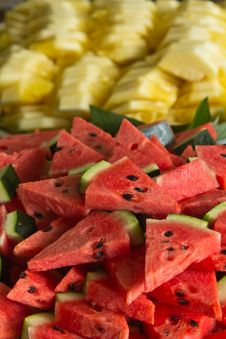Free Water Melon Stock Photography - 23133312