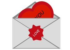 Free Vector Valentine Royalty Free Stock Images - 23134279