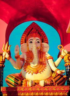 Free Ganesha Royalty Free Stock Images - 23142609