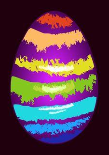 Free Coloured Egg Stock Photos - 23143913