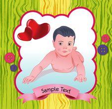 Free Baby Royalty Free Stock Image - 23145086