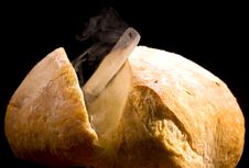 Free Fresh Baked Bread Stock Photo - 23146440