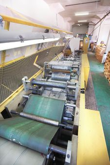 Free Inside Factory Stock Photos - 23147543